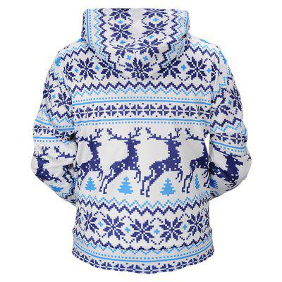 Mr.1991INC Miss.Go Reindeer Snowflake Printed HoodieSweatshirts &amp; Hoodies<br>Mr.1991INC Miss.Go Reindeer Snowflake Printed Hoodie<br><br>Brand: Mr.1991INC&amp;Miss.Go<br>Clothes Type: Hoodie<br>Material: Polyester, Spandex<br>Occasion: Going Out, Daily Use, Casual<br>Package Contents: 1 x Hoodie<br>Package size: 38.00 x 30.00 x 2.00 cm / 14.96 x 11.81 x 0.79 inches<br>Package weight: 0.4700 kg<br>Product weight: 0.4500 kg<br>Style: Casual