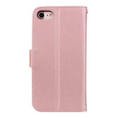 Yaomaisi Rose Pattern PU Leather Flip Case for iPhone 7 / 8iPhone Cases/Covers<br>Yaomaisi Rose Pattern PU Leather Flip Case for iPhone 7 / 8<br><br>Brand: YAOMAISI<br>Compatible for Apple: iPhone 7, iPhone 8<br>Features: With Credit Card Holder, Wallet Case, Shatter-Resistant Case, FullBody Cases, Dirt-resistant, Cases with Stand, Button Protector, Anti-knock<br>Material: PU Leather, Silicone<br>Package Contents: 1 x Protective Cover Case<br>Package size (L x W x H): 18.00 x 10.00 x 2.50 cm / 7.09 x 3.94 x 0.98 inches<br>Package weight: 0.0760 kg<br>Product size (L x W x H): 14.30 x 7.80 x 1.50 cm / 5.63 x 3.07 x 0.59 inches<br>Product weight: 0.0560 kg<br>Style: 3D Print, Solid Color, Pattern