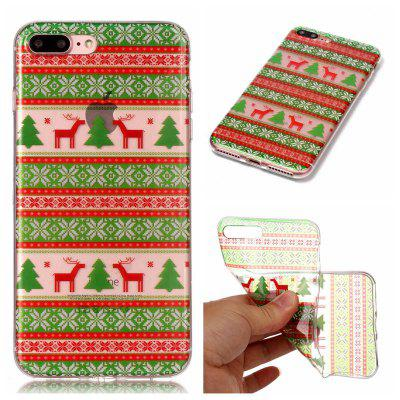 Elk Theme HD TPU Soft Back Case for iPhone 7 Plus / 8 PlusiPhone Cases/Covers<br>Elk Theme HD TPU Soft Back Case for iPhone 7 Plus / 8 Plus<br><br>Compatible for Apple: iPhone 7 Plus, iPhone 8 Plus<br>Features: Back Cover<br>Material: TPU<br>Package Contents: 1 x Cellphone Case<br>Package size (L x W x H): 18.00 x 10.00 x 2.00 cm / 7.09 x 3.94 x 0.79 inches<br>Package weight: 0.0450 kg<br>Product size (L x W x H): 16.00 x 8.00 x 1.00 cm / 6.3 x 3.15 x 0.39 inches<br>Product weight: 0.0260 kg<br>Style: Pattern, Colorful, Ultra Slim