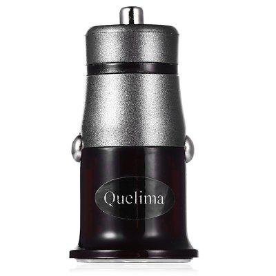 Quelima USB 3.0 Quick Port Car Charger with Indicator Light