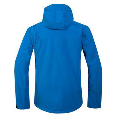 CIKRLAN Sports Hooded Outdoor JacketSports Clothing<br>CIKRLAN Sports Hooded Outdoor Jacket<br><br>Activity: Outdoor Lifestyle<br>Brand: CIKRLAN<br>Features: Windproof, Wear Resistant, Waterproof, Keep Warm, Breathable<br>Gender: Men<br>Material: Polyester Fiber<br>Package Content: 1 x Outdoor Jacket<br>Package size: 30.00 x 20.00 x 10.00 cm / 11.81 x 7.87 x 3.94 inches<br>Package weight: 0.8500 kg<br>Product weight: 0.8000 kg<br>Season: Winter