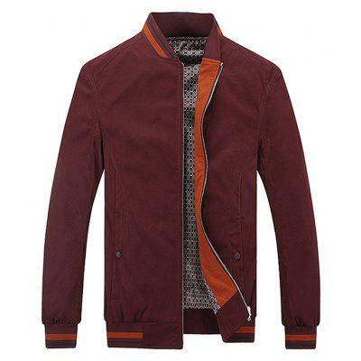 NIAN JEEP Classic Stand Collar Jacket