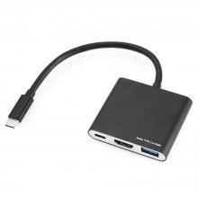 HC - A35A5 Portable Type C to HDMI Adapter
