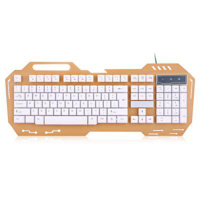 KW - 900 Membrane Keyboard Supporting Backlight