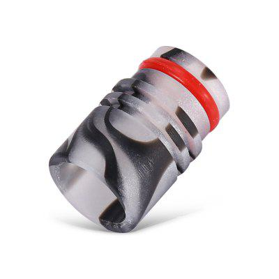 510 Drip Tip for E Cigarette ( 5pcs / Pack )Accessories<br>510 Drip Tip for E Cigarette ( 5pcs / Pack )<br><br>Material: POM, Resin<br>Package Contents: 5 x Drip Tip<br>Package size (L x W x H): 7.00 x 5.00 x 1.00 cm / 2.76 x 1.97 x 0.39 inches<br>Package weight: 0.0240 kg<br>Product size (L x W x H): 1.50 x 0.70 x 0.70 cm / 0.59 x 0.28 x 0.28 inches<br>Product weight: 0.0010 kg