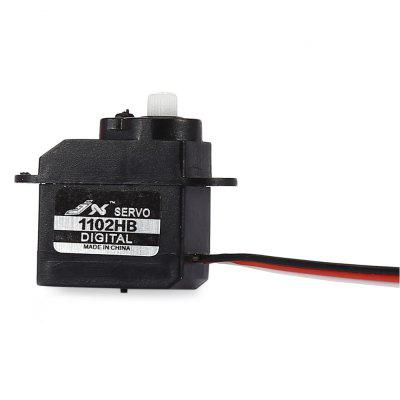 JX PDI - 1102HB Digital Plastic Gear Mini Servo