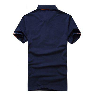 NIAN JEEP Casual Cool Turndown Collar Polo Shirt for MenMens Short Sleeve Tees<br>NIAN JEEP Casual Cool Turndown Collar Polo Shirt for Men<br><br>Neckline: Turn-down Collar<br>Package Content: 1 x Polo Shirt<br>Package size: 35.00 x 25.00 x 2.00 cm / 13.78 x 9.84 x 0.79 inches<br>Package weight: 0.5200 kg<br>Product weight: 0.5000 kg<br>Season: Autumn, Summer<br>Sleeve Length: Short Sleeves