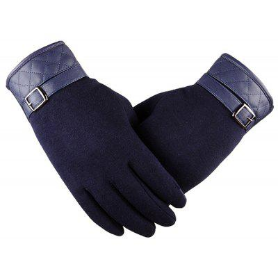 Winter Touch Screen Cycling Hiking Gloves for Men