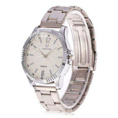 GERIDUN 81 - 507 Stainless Steel Band Men WatchMens Watches<br>GERIDUN 81 - 507 Stainless Steel Band Men Watch<br><br>Band material: Stainless Steel<br>Band size: 21.5 x 2cm<br>Brand: GERIDUN<br>Case material: Steel<br>Clasp type: Folding clasp with safety<br>Dial size: 3.5 x 3.5 x 1cm<br>Display type: Analog<br>Movement type: Quartz watch<br>Package Contents: 1 x Watch, 1 x Box<br>Package size (L x W x H): 8.00 x 7.50 x 5.50 cm / 3.15 x 2.95 x 2.17 inches<br>Package weight: 0.9200 kg<br>Product size (L x W x H): 21.50 x 3.50 x 1.00 cm / 8.46 x 1.38 x 0.39 inches<br>Product weight: 0.6200 kg<br>Shape of the dial: Round<br>Watch mirror: Acrylic<br>Watch style: Fashion<br>Watches categories: Men<br>Water resistance: Life water resistant