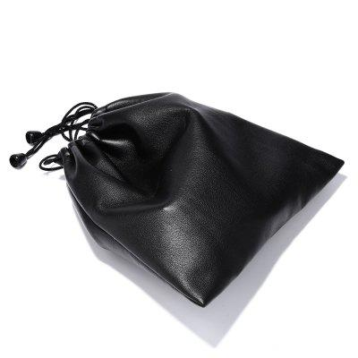Waterproof Drawstring Storage Bag for Foldable Headset