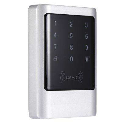 M1 Metal Touch Access Control System ID Password
