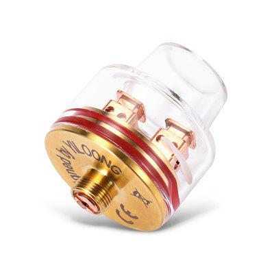 Yiloong 24k Gold Plated RDA - V2