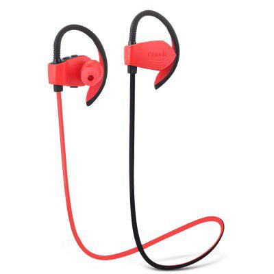 Qbuds SH810 Bluetooth HiFi Sports Ecouteurs RED
