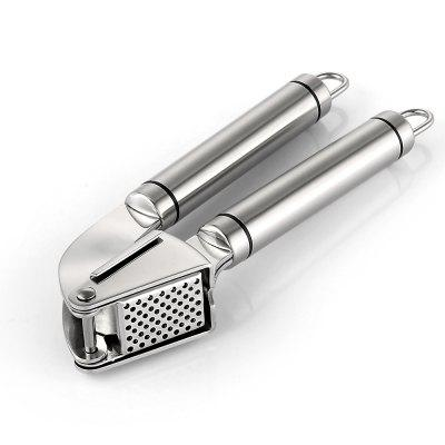 zanmini Stainless Steel Garlic Press цена