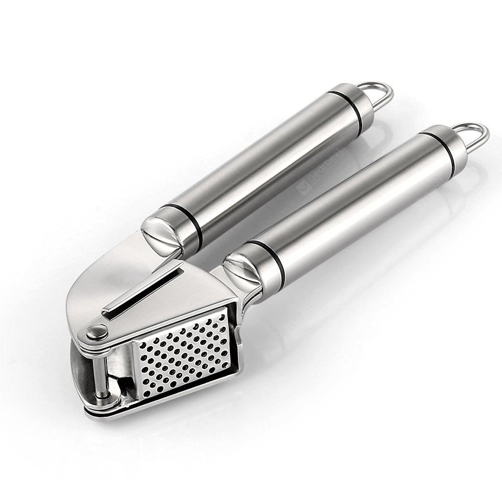 zanmini stainless steel garlic press free shipping. Black Bedroom Furniture Sets. Home Design Ideas