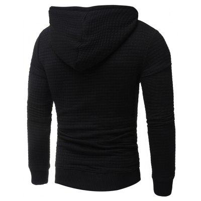 Simple Long Sleeves HoodieMens Hoodies &amp; Sweatshirts<br>Simple Long Sleeves Hoodie<br><br>Clothes Type: Hoodie<br>Material: Cotton Blends, Polyester<br>Occasion: Casual<br>Package Contents: 1 x Hoodie<br>Package size: 35.00 x 25.00 x 2.00 cm / 13.78 x 9.84 x 0.79 inches<br>Package weight: 1.0200 kg<br>Product weight: 1.0000 kg<br>Style: Casual<br>Thickness: Regular