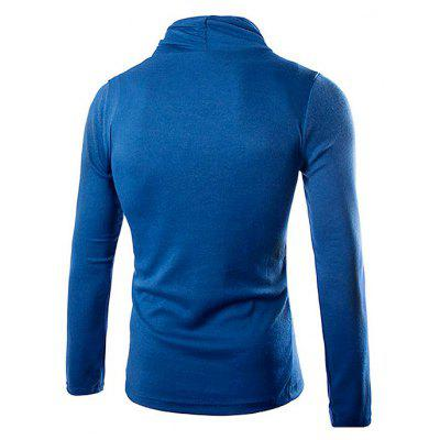 Male Trendy Simple Pure Color Turtleneck SweaterMens Sweaters &amp; Cardigans<br>Male Trendy Simple Pure Color Turtleneck Sweater<br><br>Package Contents: 1 x Sweater<br>Package size: 35.00 x 25.00 x 2.00 cm / 13.78 x 9.84 x 0.79 inches<br>Package weight: 0.3200 kg<br>Product weight: 0.3000 kg