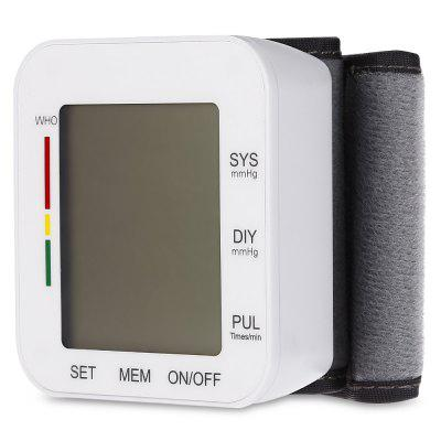 LZX - W1681A Wrist Type Electronic Blood Pressure Monitor