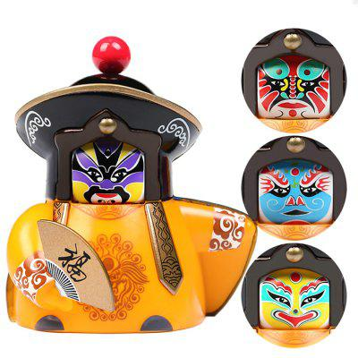 Chinese Sichuan Opera Style Doll Toy