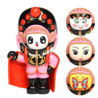Stylish Chinese Sichuan Opera Face-changing Toy