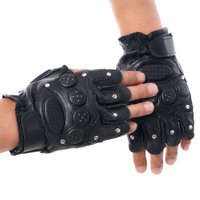 CTSmart 003 Pair of Unisex Half-finger Gloves