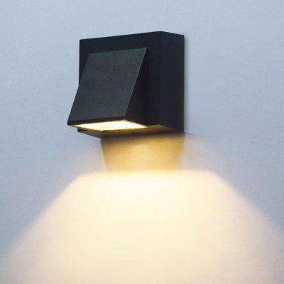 JIAWEN IP65 Waterproof K-sharp Wall Light