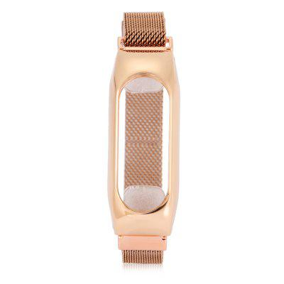 Milanese Strap Magnetic Buckle for Xiaomi Mi Band 2Smart Watch Accessories<br>Milanese Strap Magnetic Buckle for Xiaomi Mi Band 2<br><br>Compatible with: Xiaomi Mi Band 2<br>Material: Stainless Steel<br>Package Contents: 1 x Strap, 1 x Dual-head Screwdriver Key Ring, 5 x Screw, 1 x Single Ended Spring Bar Remover<br>Package size: 9.00 x 9.00 x 2.00 cm / 3.54 x 3.54 x 0.79 inches<br>Package weight: 0.0250 kg