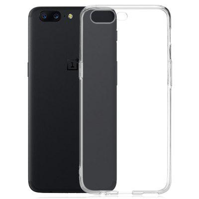 TOCHIC TPU Protective Soft Case for OnePlus 5