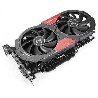 Фото Colorful iGame 1050Ti Gaming Video Graphics Card. Купить в РФ