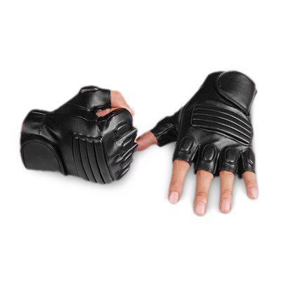 CTSmart 008 Pair of Unisex Half-finger Gloves
