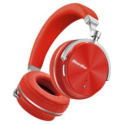 Bluedio T4s Over-ear Wireless Bluetooth Headphones with Mic elements wireless over ear