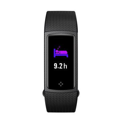 Alfawise S9 SmartbandSmart Watches<br>Alfawise S9 Smartband<br><br>Alert type: Vibration<br>Available Color: Black,Blue,Orange<br>Band material: TPE, Stainless Steel<br>Band size: 21.00 x 1.70 cm / 8.27 x 0.59 inches<br>Battery  Capacity: 90mAh<br>Bluetooth Version: Bluetooth 4.0<br>Brand: Alfawise<br>Built-in chip type: Dialog 14585<br>Case material: Aluminum + PC<br>Charging Time: About 90mins<br>Compatability: Android 4.3 / iOS 8.0 and above sytems<br>Compatible OS: IOS, Android<br>Dial size: 4.20 x 1.70 x 1.50 cm / 1.65 x 0.67 x 0.59 inches<br>Groups of alarm: 3<br>Health tracker: Blood Oxygen,Blood Pressure,Heart rate monitor,Pedometer,Sleep monitor<br>IP rating: IP67<br>Language: English,French,German,Japanese,Korean,Polish,Russian,Simplified Chinese,Spanish,Traditional Chinese<br>Locking screen: 1<br>Notification: Yes<br>Notification type: WhatsApp, Weibo, Facebook, G-mail, Instagram, LinkedIn, QQ, Twitter, Wechat, Messenger<br>Operating mode: Touch Key<br>Other Function: Alarm<br>Package Contents: 1 x Smart Wristband, 1 x Chinese-English User Manual<br>Package size (L x W x H): 13.90 x 8.90 x 3.50 cm / 5.47 x 3.5 x 1.38 inches<br>Package weight: 0.1340 kg<br>People: Female table,Male table<br>Product size (L x W x H): 21.00 x 1.70 x 1.50 cm / 8.27 x 0.67 x 0.59 inches<br>Product weight: 0.0783 kg<br>RAM: 16MB<br>Screen: IPS<br>Screen resolution: 128 x 64<br>Screen size: 0.96 inch<br>Shape of the dial: Rectangle<br>Standby time: About 10 days<br>Type of battery: Li-polymer Battery<br>Waterproof: Yes