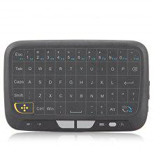 H18 2.4G Wireless Touch Screen Air Mouse Remote Control