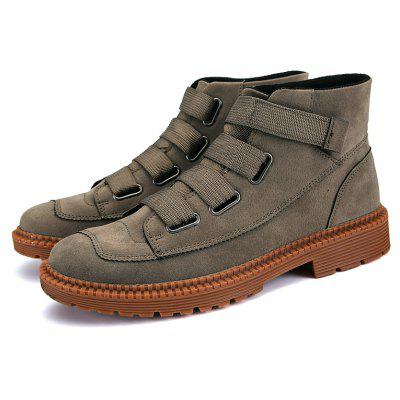 Herren Classic Soft Magical Tape Stiefeletten