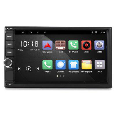 RM - CT0012 Player Android 8.0 Bluetooth GPS Stereo para Carro