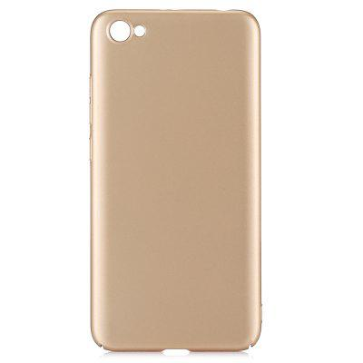 Buy GOLDEN Luanke Oil Coated PC Case for Xiaomi Redmi Note 5A Standard Ed. for $3.80 in GearBest store