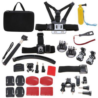 S - 25 Protective Accessories Bundle for GoPro Action Camera