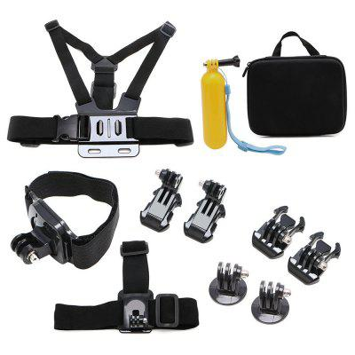S - 24 Protective Wearing Kit for GoPro Action Camera
