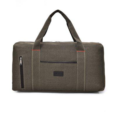 Multifunctional Male Canvas Travel Bag