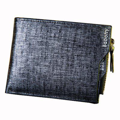 Baborry HYD1924 Stylish Short Male Wallet