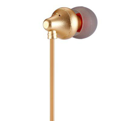 K - 128 Extra Bass In-ear Earphones with MicrophoneEarbud Headphones<br>K - 128 Extra Bass In-ear Earphones with Microphone<br><br>Cable Length (m): 1.2m<br>Compatible with: Mobile phone, Computer, PC<br>Connectivity: Wired<br>Driver type: Dynamic<br>Driver unit: 10mm<br>Features: Cool, Extra Bass, Portable<br>Frequency response: 20Hz - 20KHz<br>Function: Answering Phone, Microphone, Song Switching, Sweatproof<br>Impedance: 32ohms<br>Material: Plastic<br>Package Contents: 1 x Earphones, 2 x Tip, 1 x Bag<br>Package size (L x W x H): 11.00 x 7.00 x 1.50 cm / 4.33 x 2.76 x 0.59 inches<br>Package weight: 0.0300 kg<br>Plug Type: 3.5mm<br>Product weight: 0.0200 kg<br>Sensitivity: 96dB<br>Type: In-Ear<br>Wearing type: In-Ear