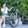 QiCYCLE XC650 Smart Mountain Bike 27,5 inch cu 11 trepte de la Xiaomi mijia - GRI