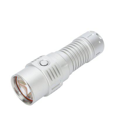 HaikeLite SC01 CREE XHP35 HI Long Shots Flashlight
