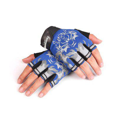 CTSmart 013 Pair of Half-finger Waterproof Gloves