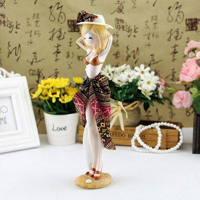 Beautiful Girl Image Desk DecorationMovies &amp; TV Action Figures<br>Beautiful Girl Image Desk Decoration<br><br>Completeness: Finished Goods<br>Gender: Unisex<br>Materials: Resin<br>Package Contents: 1 x Desk Decoration<br>Package size: 30.00 x 15.00 x 10.00 cm / 11.81 x 5.91 x 3.94 inches<br>Package weight: 0.4000 kg<br>Product size: 7.00 x 7.00 x 29.50 cm / 2.76 x 2.76 x 11.61 inches<br>Product weight: 0.3500 kg<br>Stem From: China<br>Theme: Other
