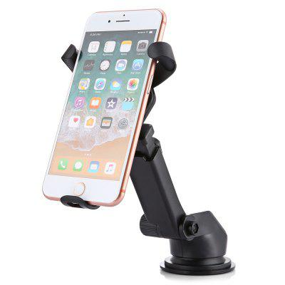 Functional 2 in 1 Car Charging Phone Stand Holder
