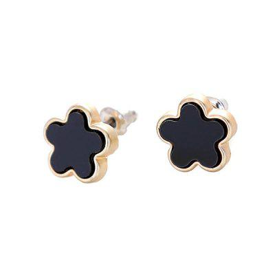 Ladies Trendy Flower Earrings