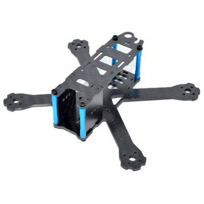 Aurora Model QAV105 Mini Carbon Fiber Frame Kit for Drone
