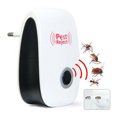 Ultrasonic Pest Repellers Electronic Vermin Control Machine