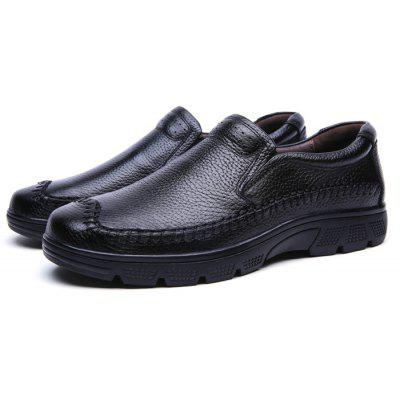 Male Business Soft Durable Leisure Oxford